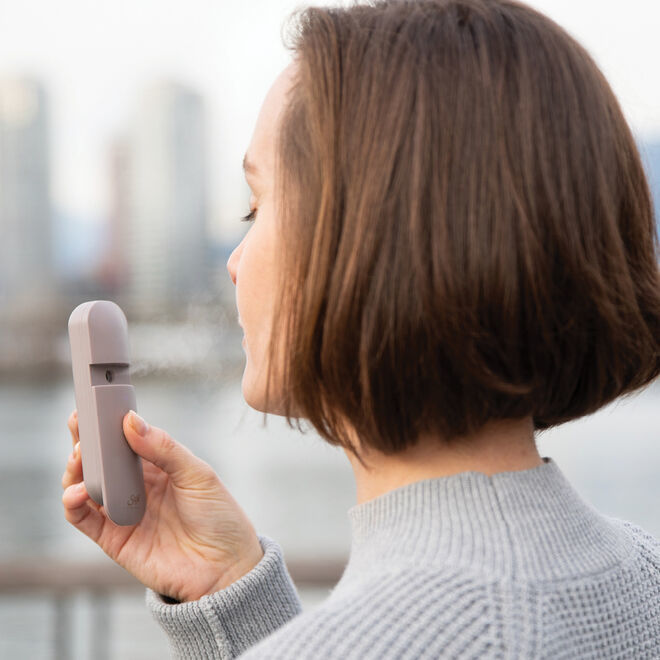 Personal Portable Diffusers