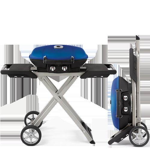 Suitcase-Inspired BBQs
