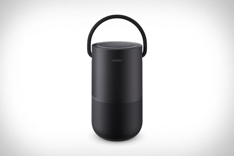Totable Smart Speakers