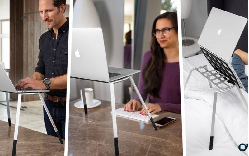 Versatile Portable Laptop Desks