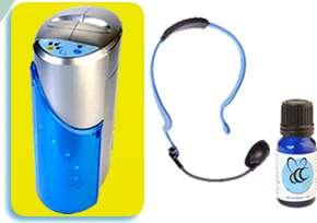 Portable Oxygen Bar