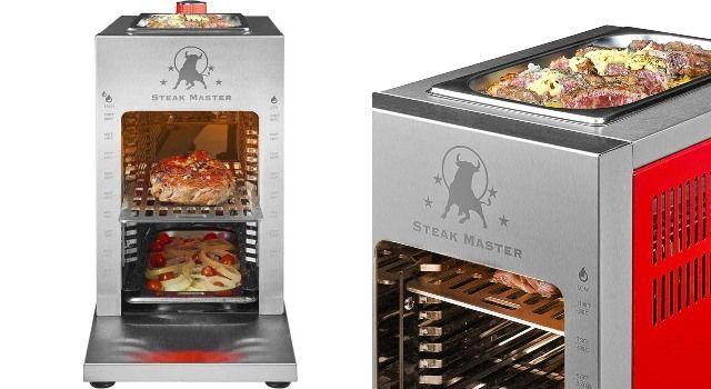 Portable High-Heat BBQs