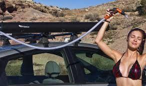 Portable Road Trip Showers