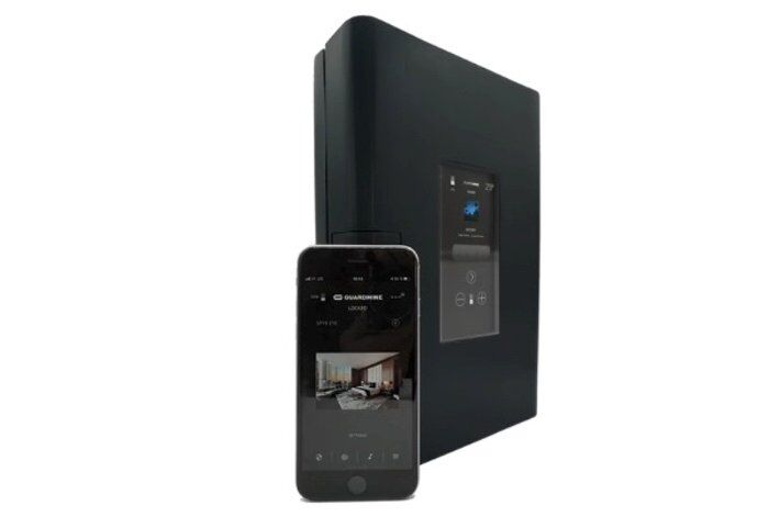 Connected Portable Security Safes