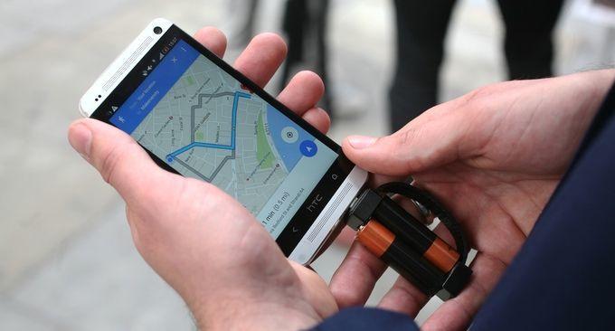 Keychain Smartphone Chargers
