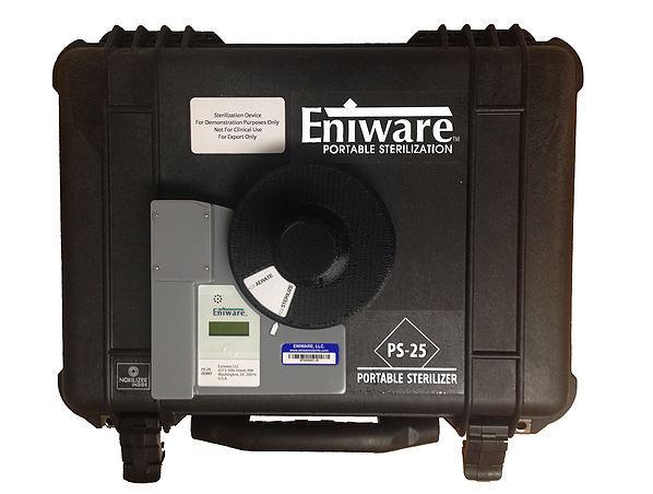 Power-Free Portable Sterilizers