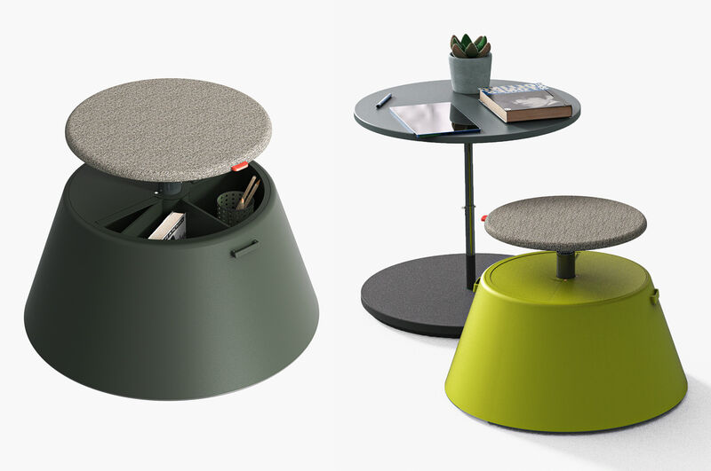 Stackable WFH Furniture Designs