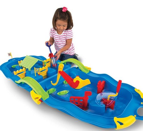 Portable Toy Waterparks