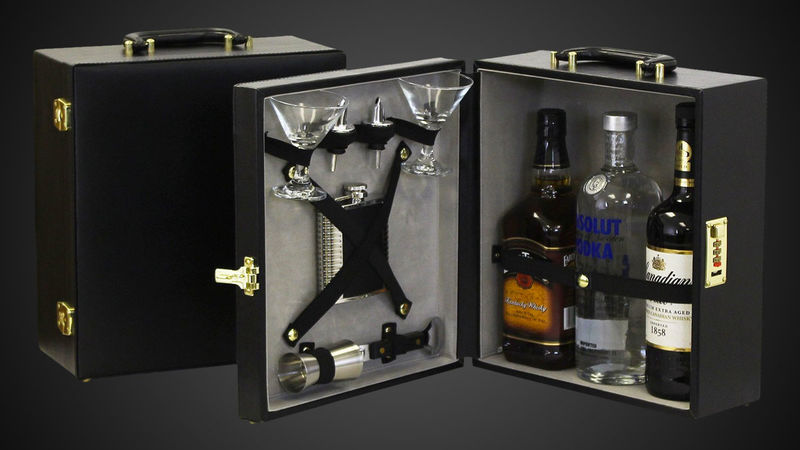 Mixologist Luggage