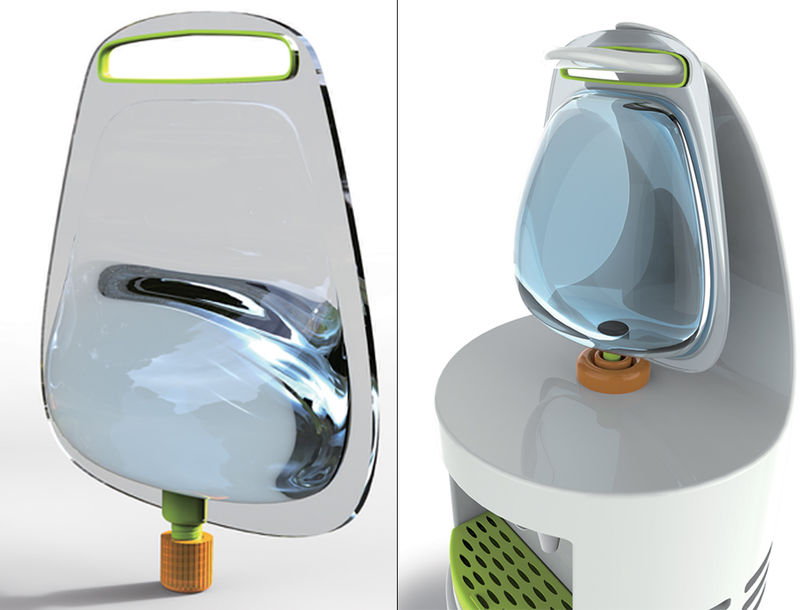 Sanitary Water Dispensers