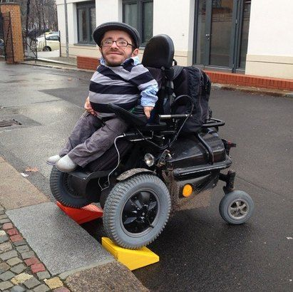 3D Printed Wheelchair Ramps