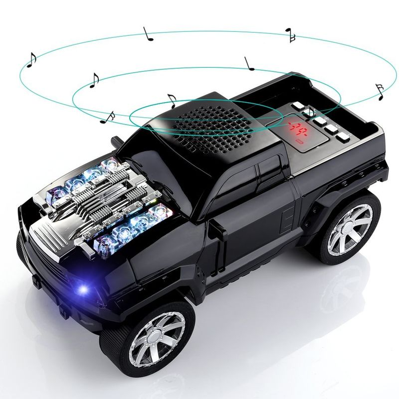 Toy Car Sound Systems