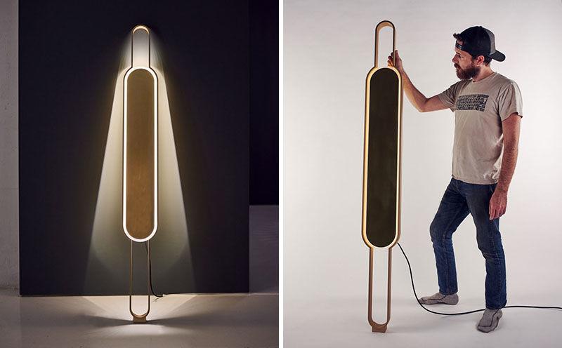 Leaning Dual-Purpose Lights