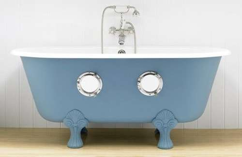 Quaint Submarine Tubs