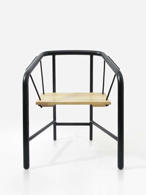 Garden Swing-Inspired Seating