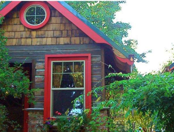 Rustic Sustainable Cottages