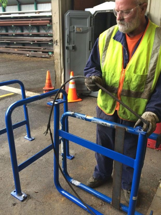 Thief-Proof Bike Racks
