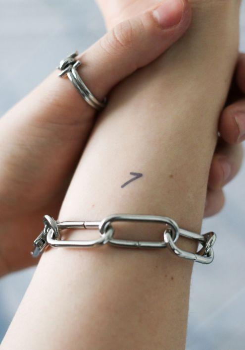 Singer Collaborative Semi-Permanent Tattoos