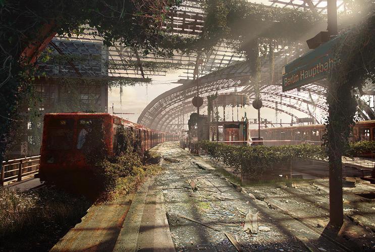 Post-Apocalyptic Graphics