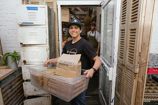 Homeless Hunger-Combating Initiatives