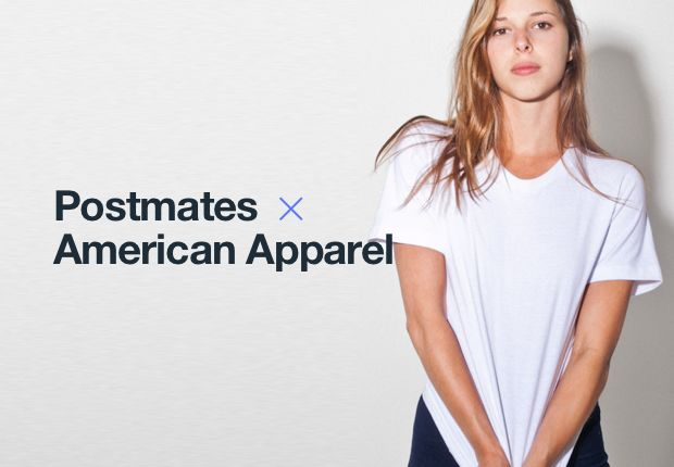 On-Demand Apparel Deliveries