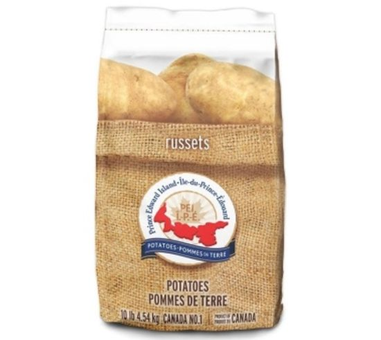 Maritime Potato Packaging
