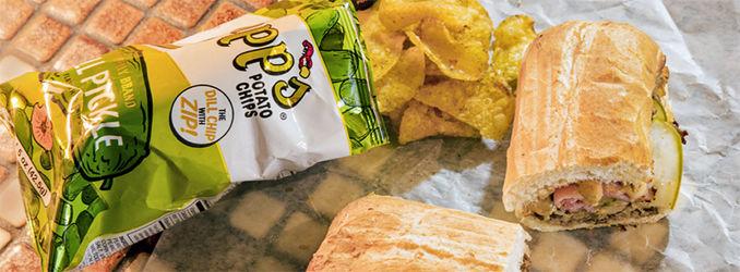 Crispy Cuban Sandwiches