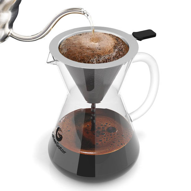 Flavor-Maintaining Coffee Makers
