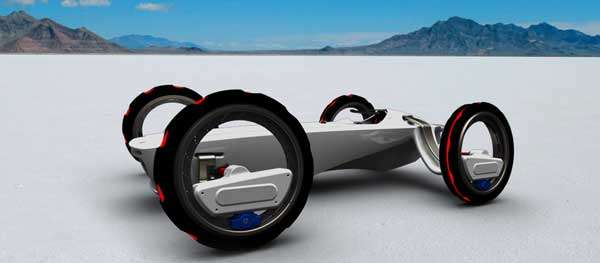 F1 Eco Vehicles