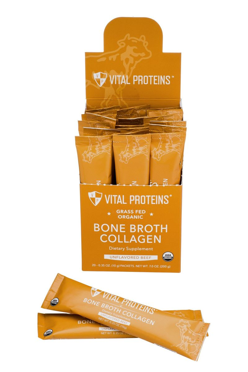 Organic Bone Broth Sachets