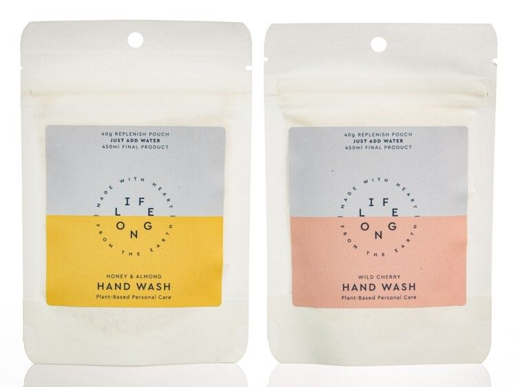 Powdered Personal Care Products