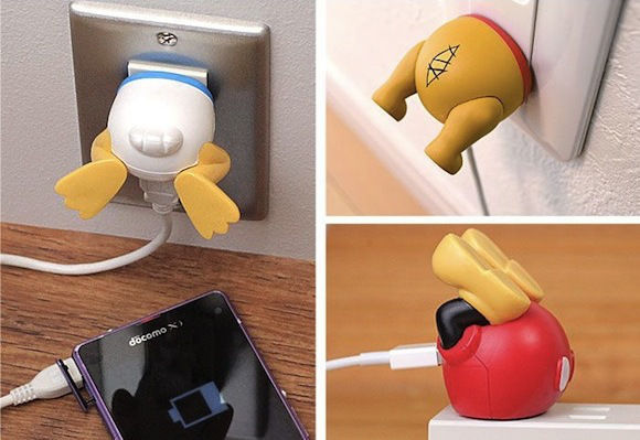 Cartoon Bottom USBs