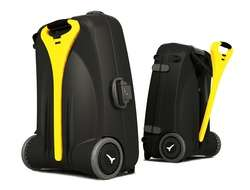 Power-Assisted Suitcase