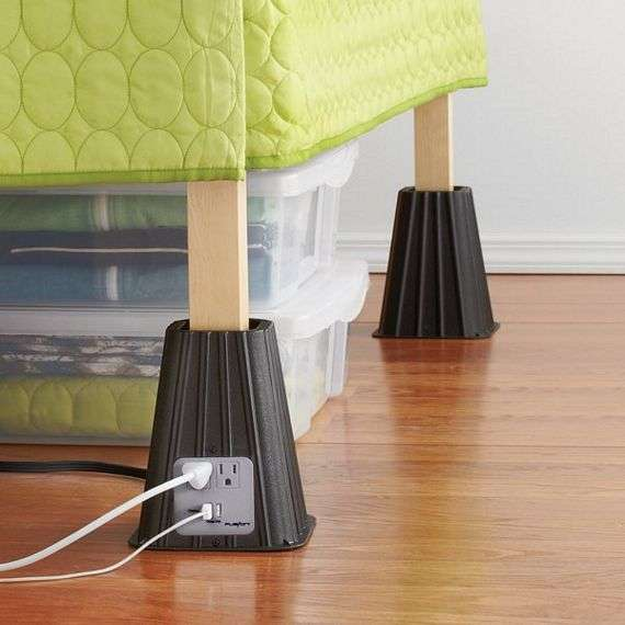 Gadget Charging Bed Boosters Power Bed Riser