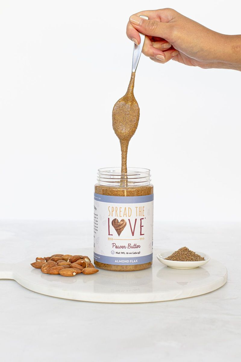 Two-Ingredient Nut Butters