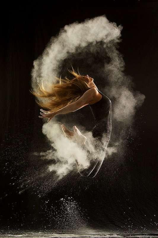 Chalk Dancing