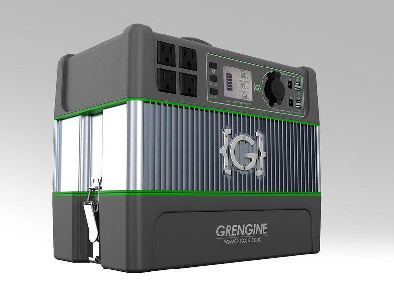 Eco-Friendly Power Generators