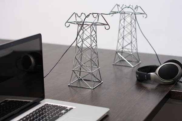 Mini Transmission Towers