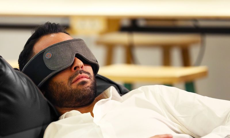 Noise Cancellation Nap Masks