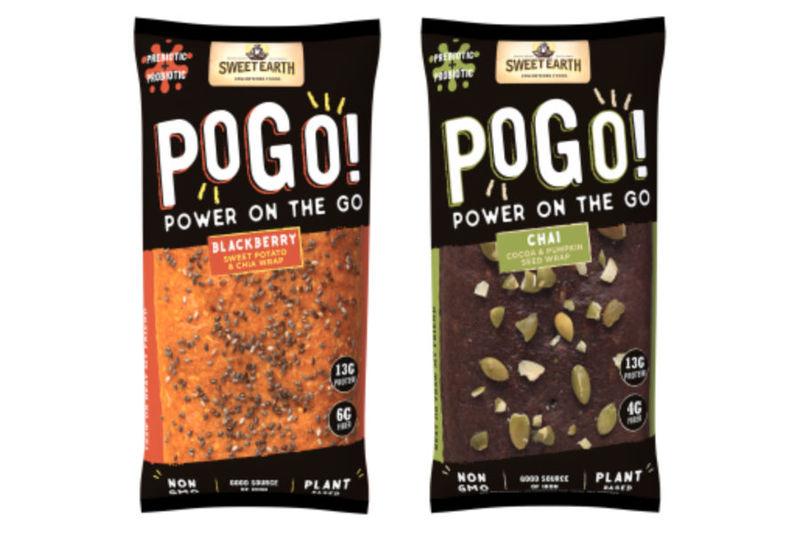 Plant-Based Snack Wraps