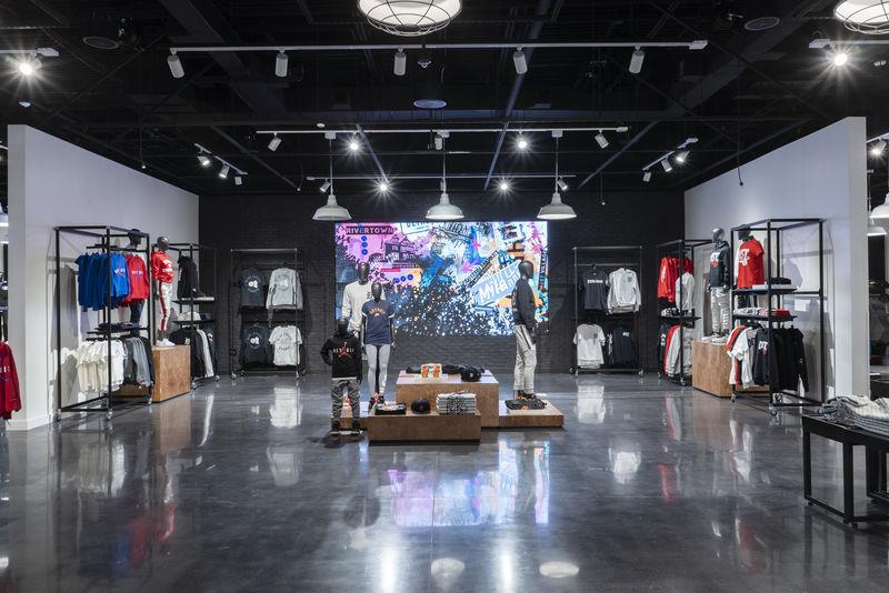 Culture-Centric Sneaker Shops