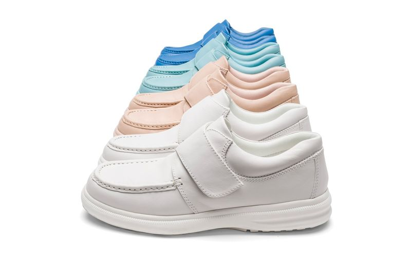 Pastel Bulky Geriatric Shoes