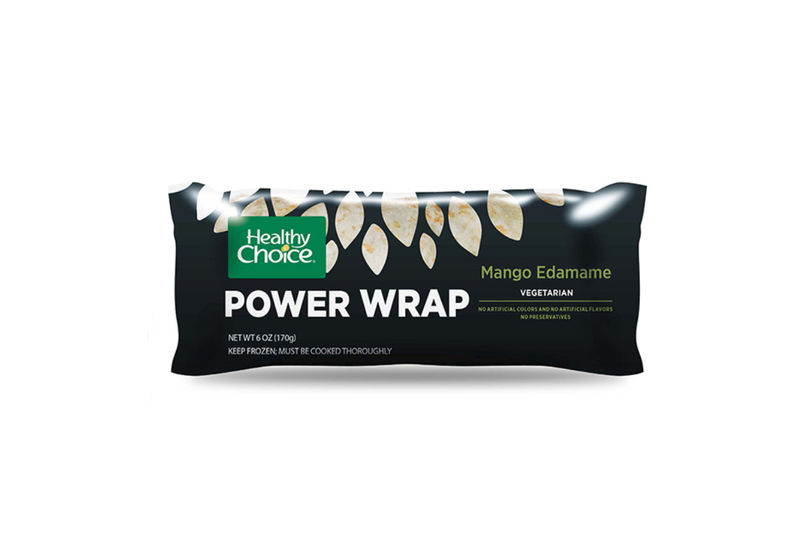 Protein-Packed Vegetarian Wraps