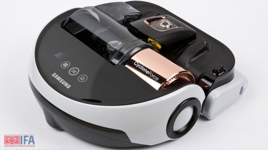 Powerful Robotic Vacuum Cleaners