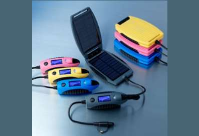 96-Hour Solar Chargers