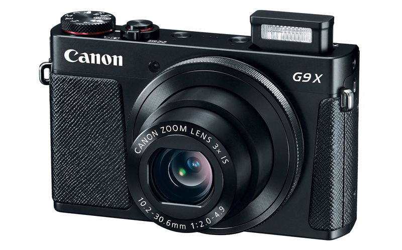 Compact Lightweight Cameras