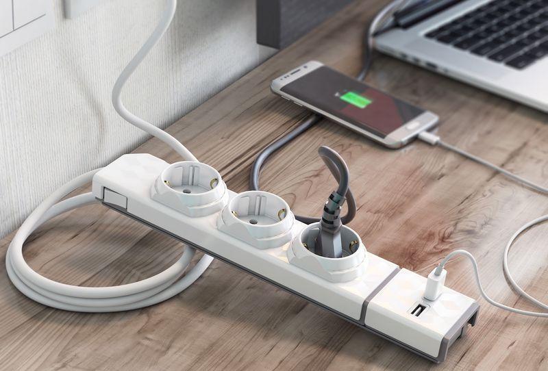 Customizable Modular Power Bars