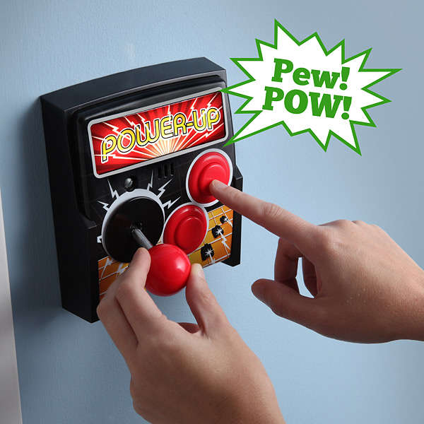 Retro Gaming Light Switches