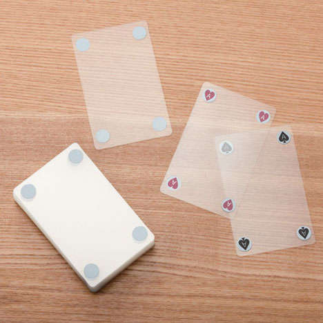 Simplistic Semi-Transparent Decks