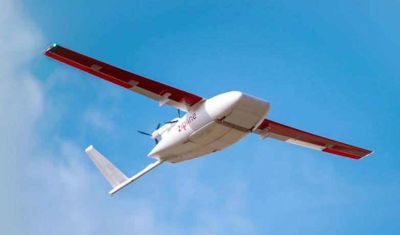 Autonomous Drone PPE Deliveries
